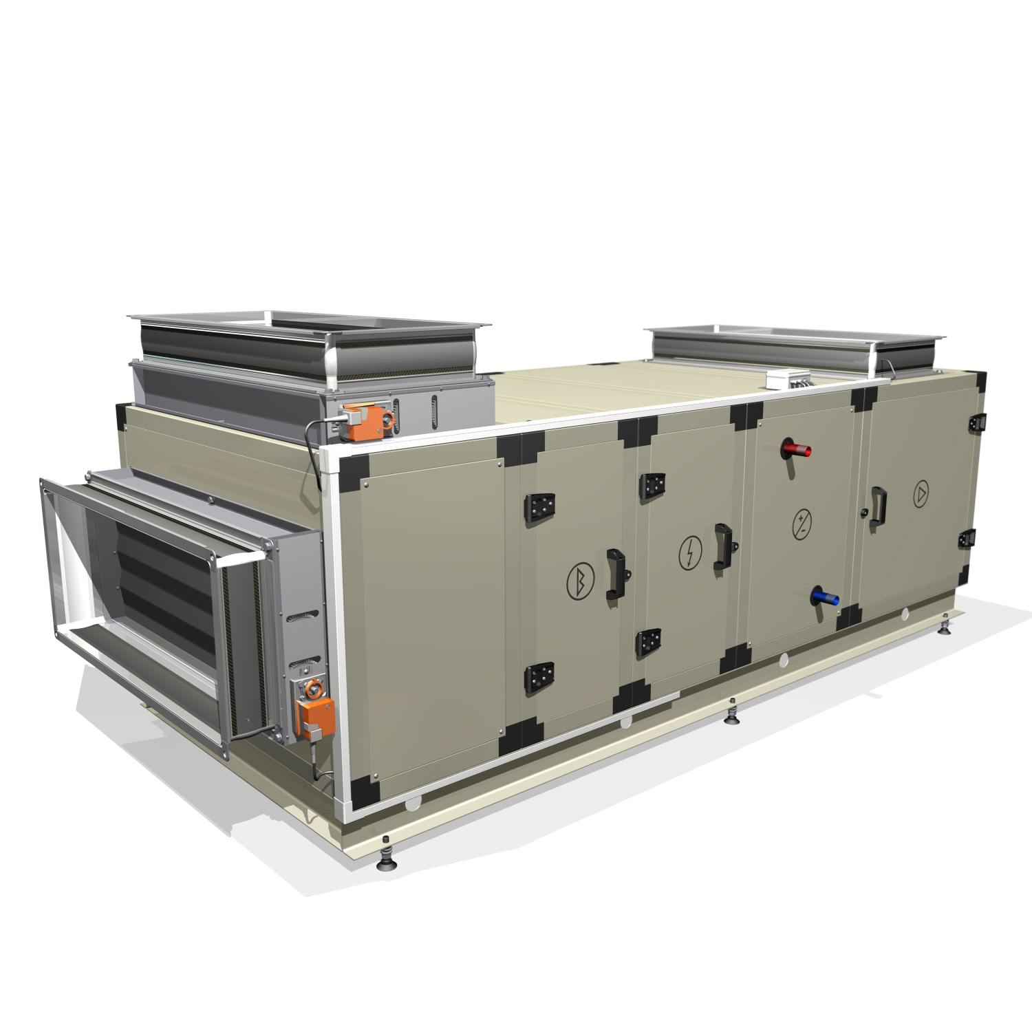 air handling units condensing units cabin units self contained units #A85023